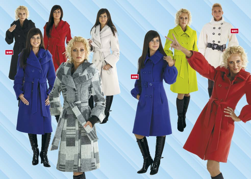 Фабрика Верхней Женской Одежды